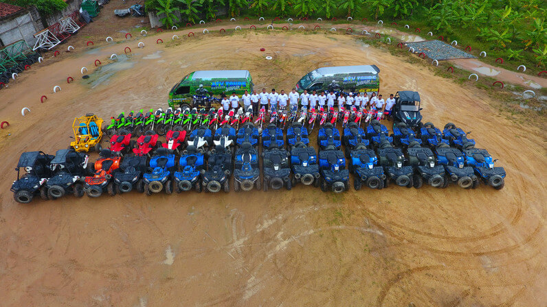 ATV & BUGGY ADVENTURES PATTAYA - our facilities - 0
