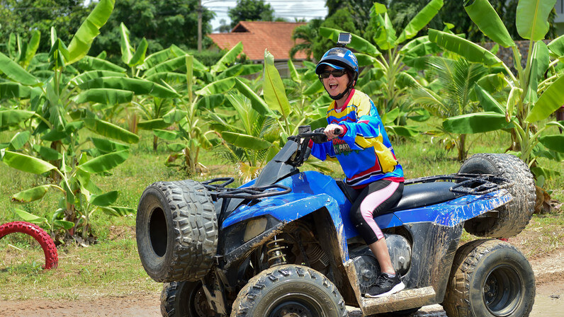 ATV & BUGGY ADVENTURES PATTAYA - our facilities - 4
