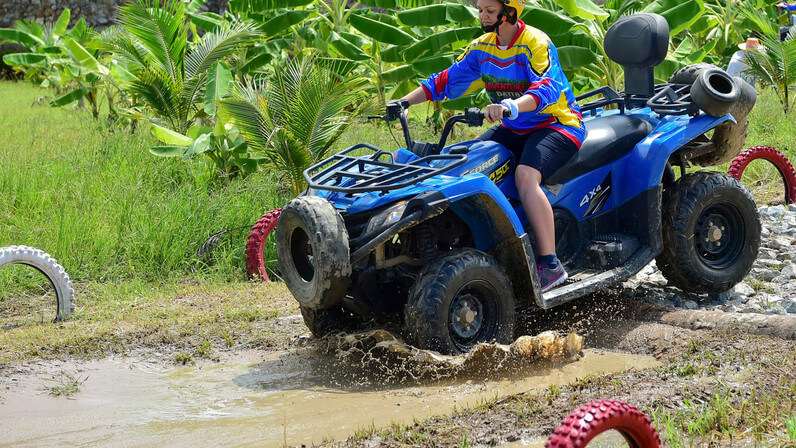 ATV & BUGGY ADVENTURES PATTAYA - our facilities - 7
